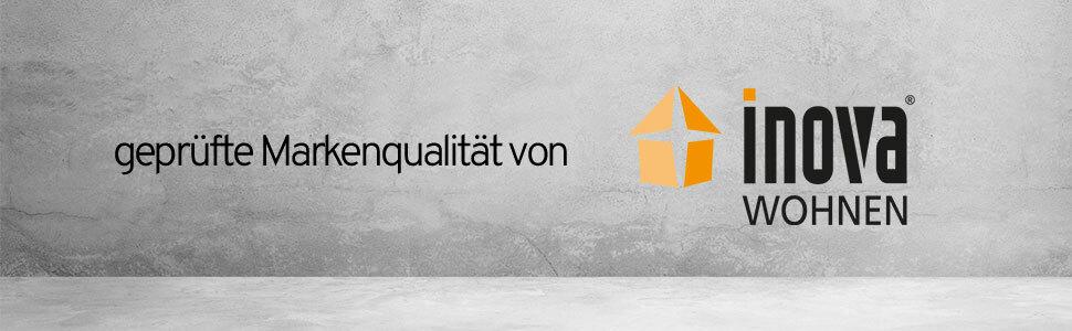 Geprüfte Markenqualität von Inova Wohnen